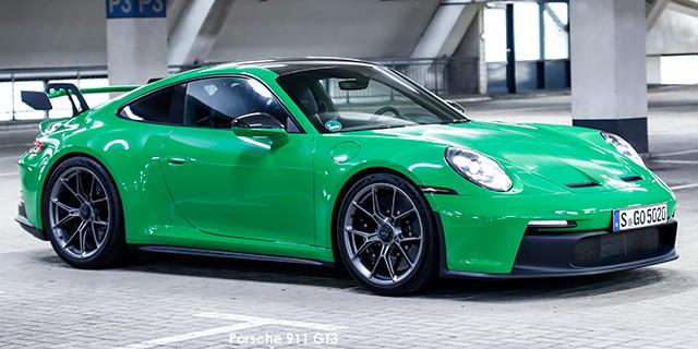 911 GT3 auto