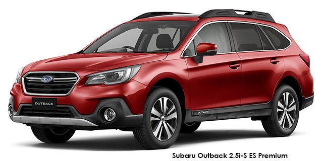 Outback 2.5i-S ES Premium