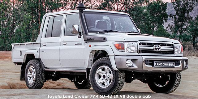 Land Cruiser 79 4.0 V6 double cab