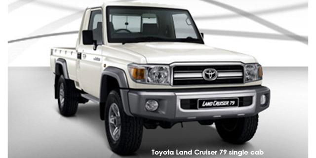 Land Cruiser 79 4.2D