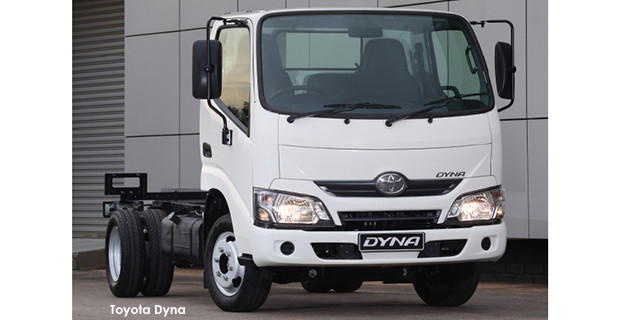Dyna 150 chassis cab