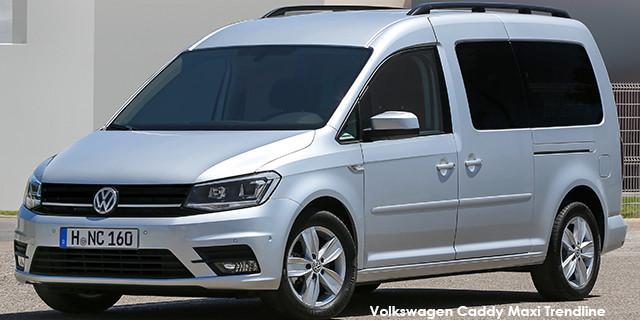 Volkswagen Caddy Maxi 2 0tdi Trendline Carmag Co Za