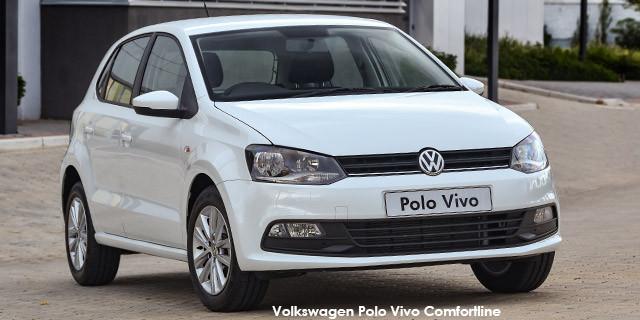 Polo Vivo hatch 1.4 Trendline