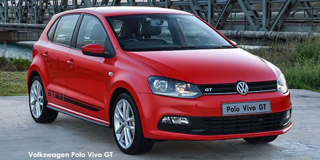 Polo Vivo hatch 1.0TSI GT
