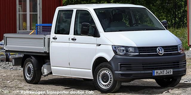 Transporter 2.0TDI double cab