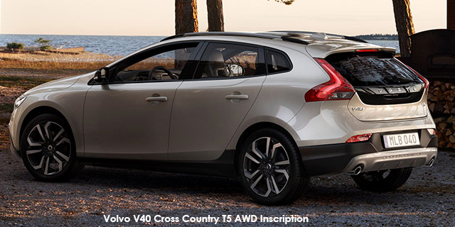volvo v40 cross country d3 inscription. Black Bedroom Furniture Sets. Home Design Ideas