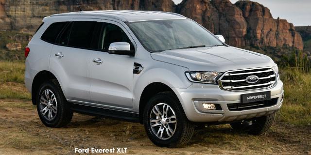 Ford Everest 2.0SiT XLT