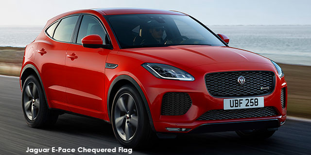 E-Pace D180 AWD Chequered Flag