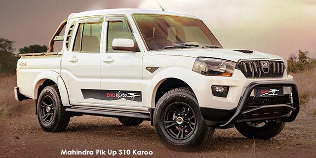 Pik Up 2.2CRDe double cab S10 Karoo