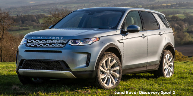 Discovery Sport D180