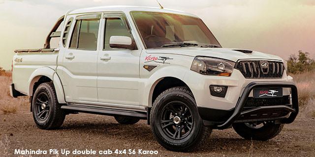 Pik Up 2.2CRDe double cab S6 Karoo